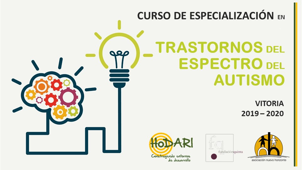 Curso de formación en TEA de HoDARI (2019-2020)