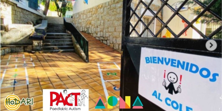 El Leo Kanner de Madrid: Un colegio PACT